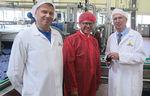 Besuch vom Hauptgeschäftsführer der IHK Mittlerer Niederrhein